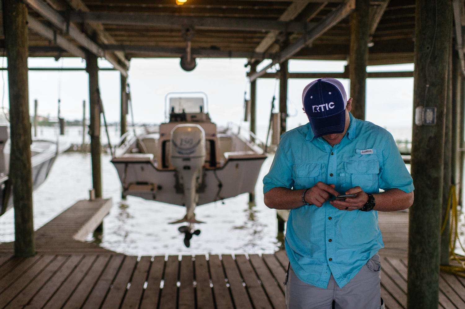 Chef Austin Simmons Fishing Trip | Shoot My Chef -102