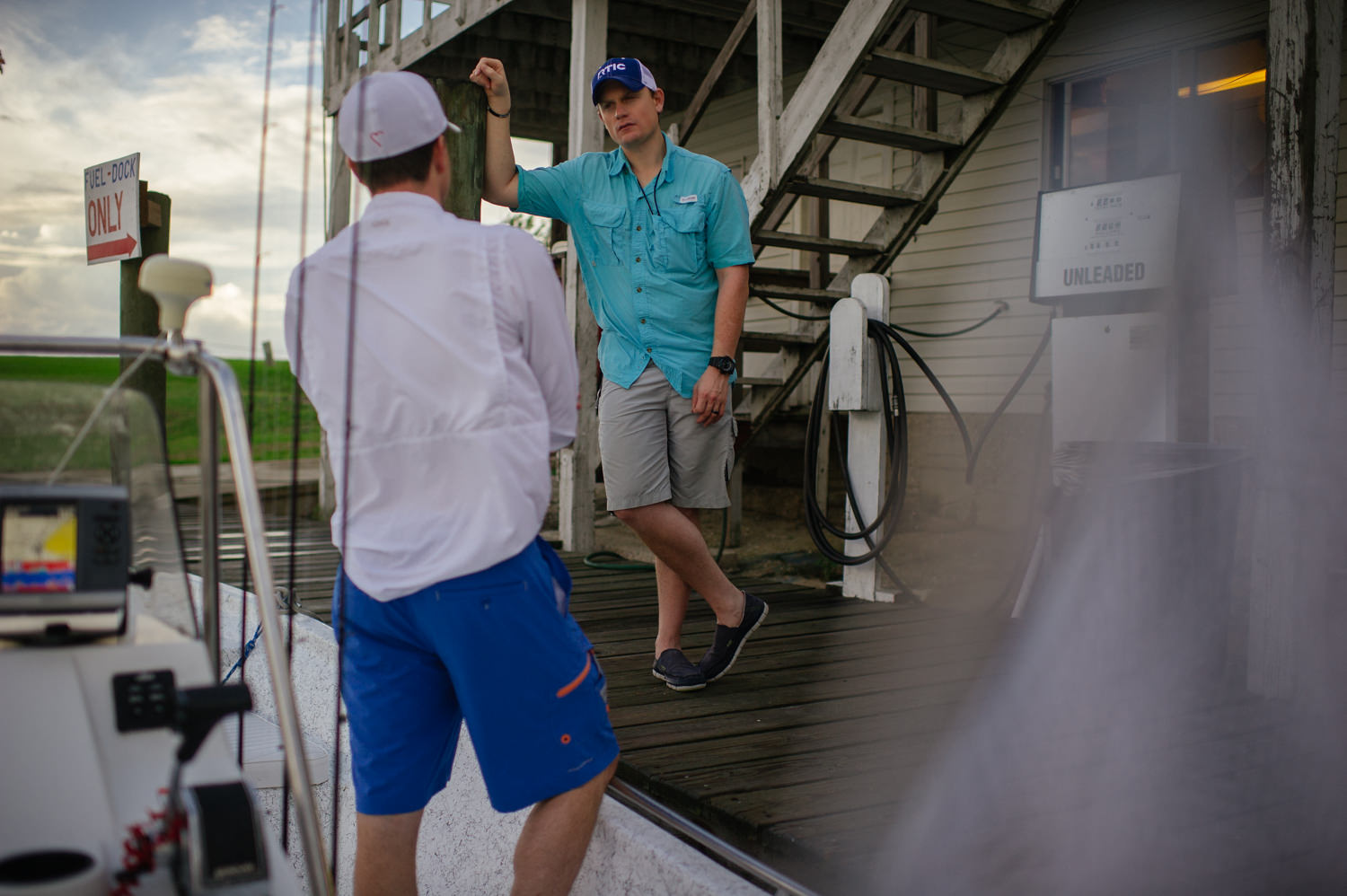 Chef Austin Simmons Fishing Trip | Shoot My Chef -103